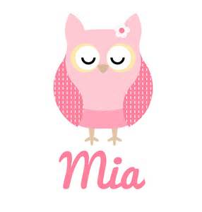 Girl s name pink sleeping owl blanket personalised products word