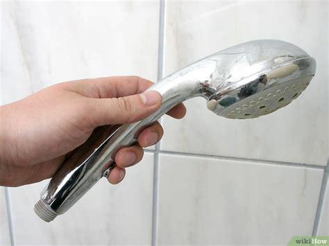 pigna della doccia come sostituire la pigna della doccia 5 passaggi