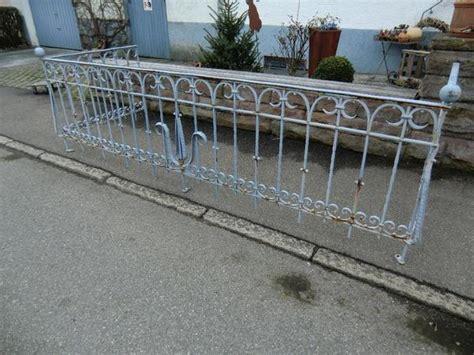 balkongeländer selbstbau schmideeisenes balkongel 228 nder ca 1950er jahre antik