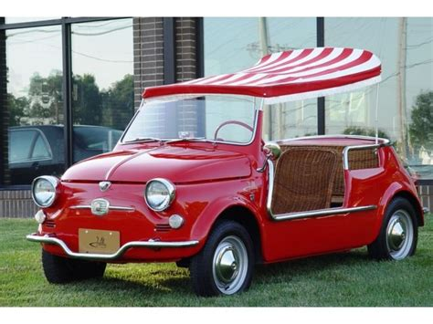 fiat 500 convertible for sale 1959 fiat jolly 500 convertible for sale