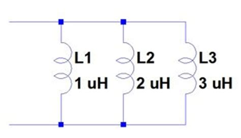 inductance calculator parallel inductors and inductance using magnetic fields in circuits