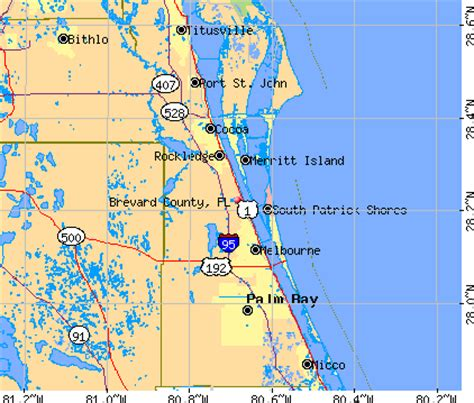 Brevard County Florida Records Brevard County Florida Detailed Profile Houses Real Estate Cost Of Living Wages