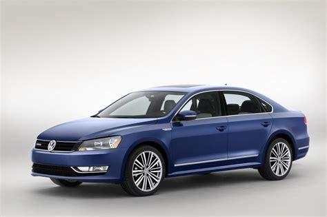Volkswagen Passat Se by 2014 Volkswagen Passat Se Top Auto Magazine