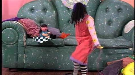 big comfy couch upsey downsey day video the big comfy couch season 2 ep 11 quot rude i