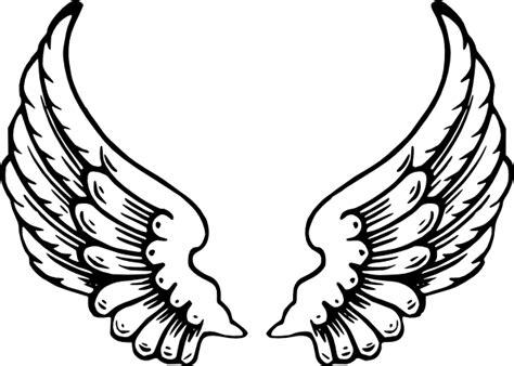 gambar tattoo png clipart best sayap clip art at clker com vector clip art online