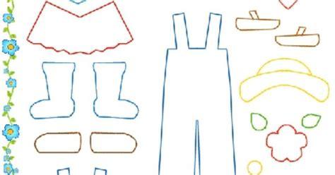 felt storyboard templates felt board clothes template is a idea because