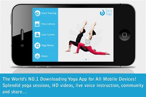 best yoga tutorial app today s best apps daily yoga smash your food and more