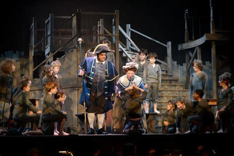 Light Opera Works by Light Opera Works Finishes Season With Oliver Review A