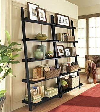 how to decorate a shelf in living room 25 best ideas about ladder shelf decor on pinterest