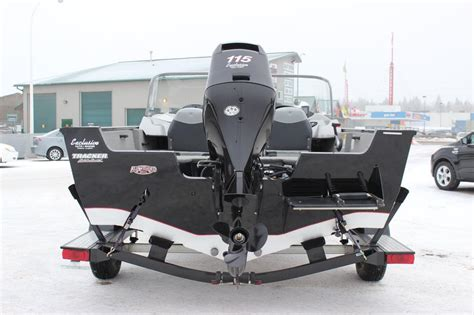 tracker boats saskatchewan 2012 tracker pro guide v 175 combo w 115hp 4stroke on sale