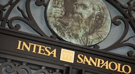 orari intesa san paolo roma intesa sanpaolo e sindacati bancari accordo su assunzioni