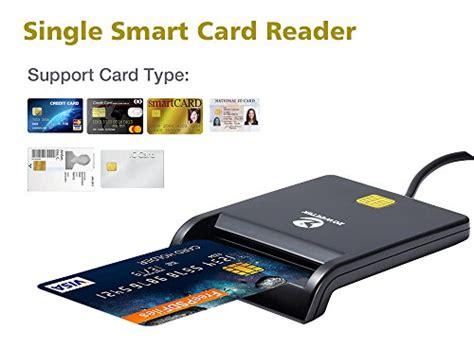 smart card reader untuk for sim card atm card ic id card zoweetek dod usb common access cac smart card