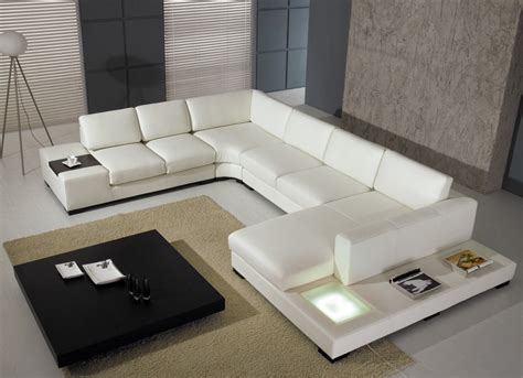 modern sofa sectional t 35 modern leather sectional sofa