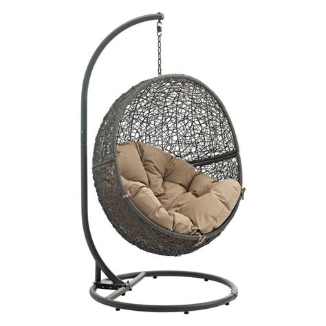 25 best ideas about hanging chair stand on pinterest best 25 wicker swing ideas on pinterest hanging chair
