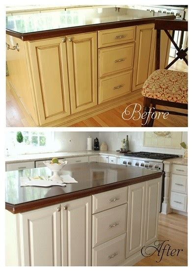 how can i refinish my kitchen cabinets refinishing kitchen laminate cabinets favorites pinterest