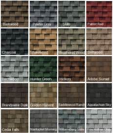 shingles colors roofing shingle choices houston tx home exteriors