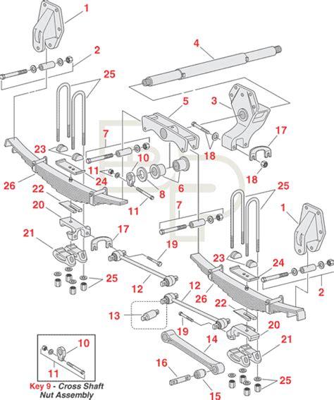 Peterbilt Suspension Parts Stengel Bros Inc