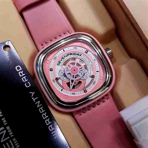Jam Tangan Sf Seven Friday P Series Ori Bm Quality Qxvz191117 jam tangan seven friday ori jam tangan seven friday ori