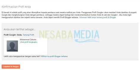membuat blog gratis untuk pemula panduan cara membuat blog gratis untuk pemula lengkap gambar