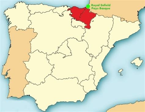 españa pais vasco royal enfield euskal herria euskadi navarra 171 royal