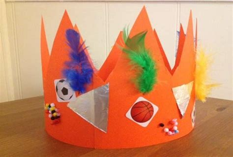 crown craft for pin by pbs parents on you re invited
