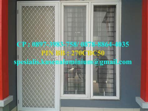 Pintu Expanda Kasa Nyamuk Aluminium 1600001 pintu expanda aluminium surya aluminium