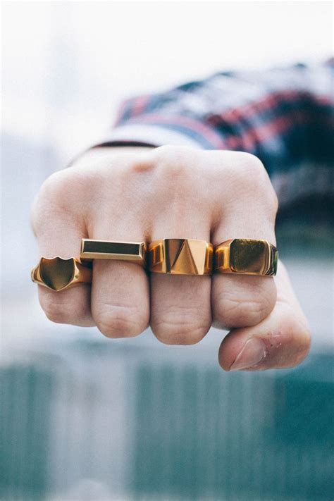 25 best ideas about rings on cool mens