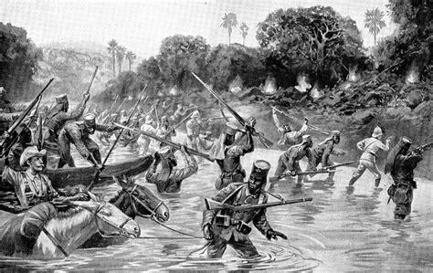 1 weltkrieg wann battle of ngomano