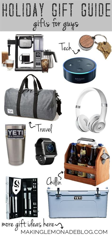best christmas gifts for men drinkers gift guide favorite gifts for guys lemonade
