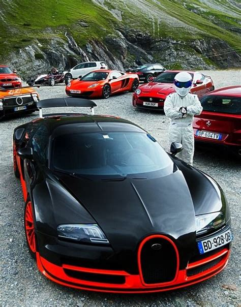 Bugatti Veyron On Top Gear Bugatti Stig Top Gear The Stig Superb Cars Yachts