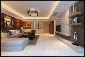 modern living room fully furnished 3d model max cgtrader