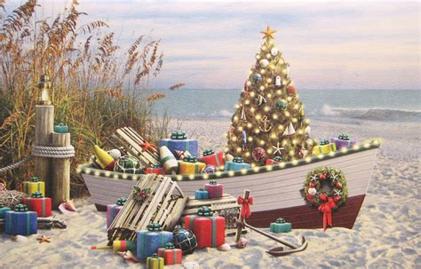 nautical cape cod christmas cards nautical cards 659 sold out embossed by pumpernickel press