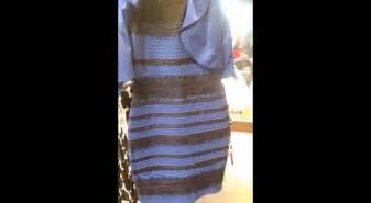 Gold and white or black and blue