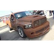 HD Crazy Dodge Rusty Rat Ram SRT10  YouTube