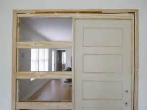 Patio Door Film How To Build A Pocket Door C R A F T