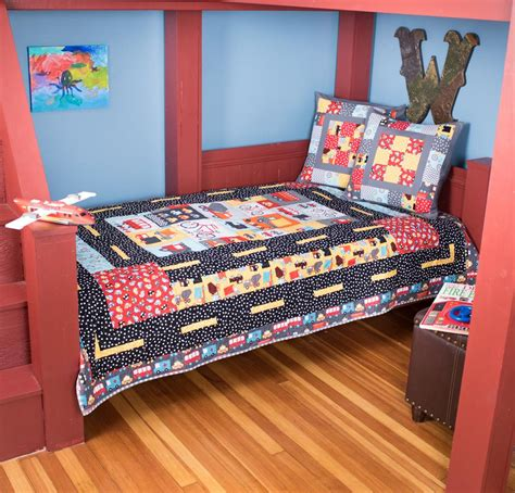 Quilt Kits For Baby Boy by 7 Baby Quilt Kits That Will Delight Any Baby Boy Or
