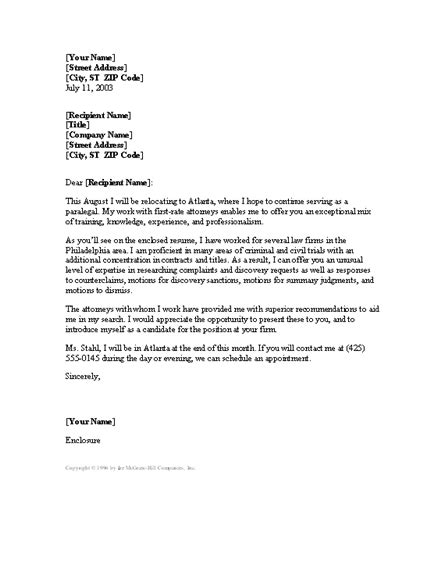 Entry Level Paralegal Cover Letter by Paralegal Cover Letter Cover Letters Templates