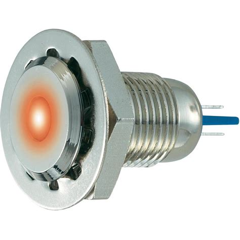 led möbelleuchte led indicator light 24 vdc 24 vac from conrad