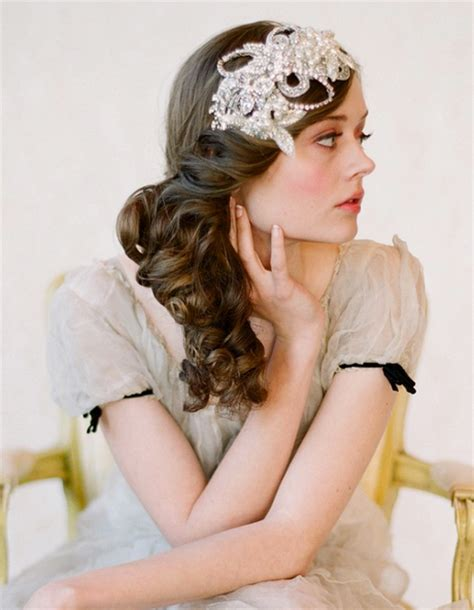 easy 1920s hairstyles 1920 hairstyles for long hair