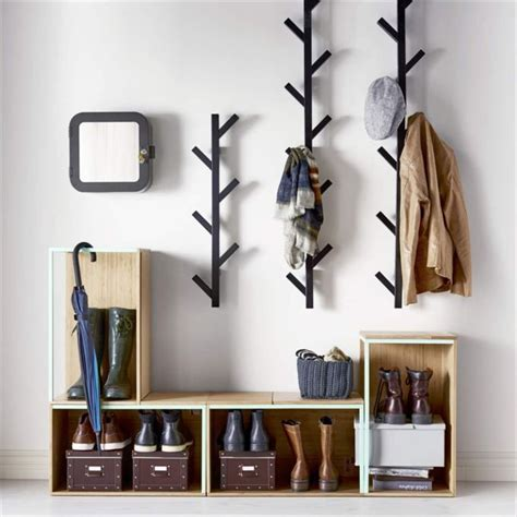 wall mounted coat rack ikea best 20 ikea entryway ideas on pinterest