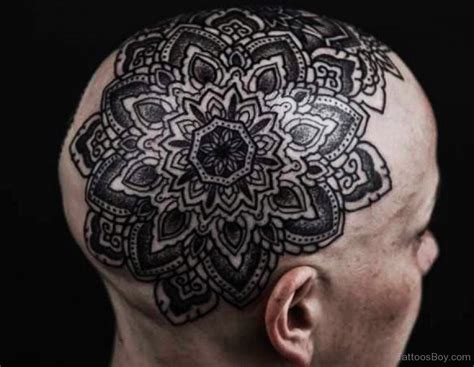 scalp tattoo mandala tattoos designs pictures page 11