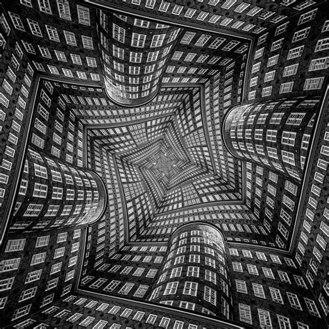 building pattern photography mind bending architectural illusions scene360