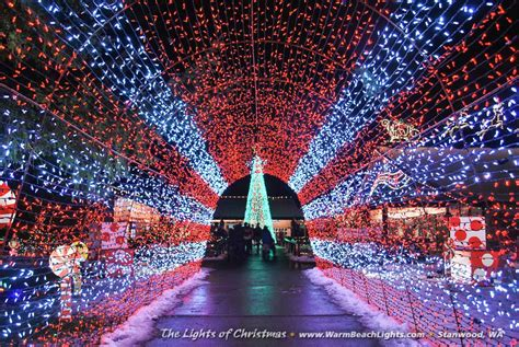 the lights of christmas festival stanwood wa web gallery