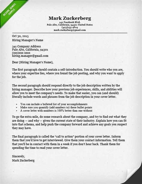 how to prepare a covering letter cover letter guided writing