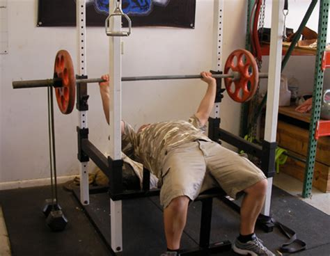 how to increase bench press power bench press with bands using power rack chest exercise