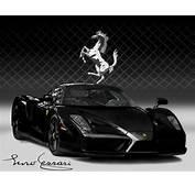 Ferrari Enzo Black  Cool Car Wallpapers