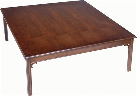 48 inch square coffee table 48 inch square coffee table allan copley designs