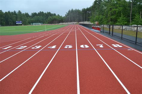 The Tracks phase 2 track and field iacs expansion initiative