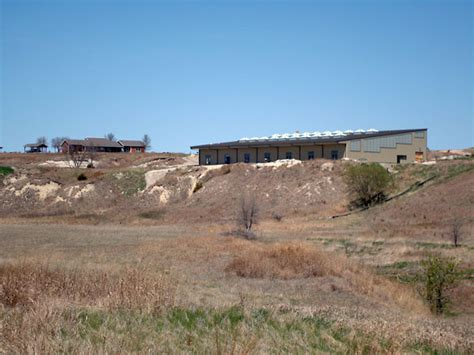 ashfall fossil beds state historical park ashfall park beginning milestone year beatrice news channel