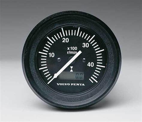 tachometer kit diesel engines volvo penta  volvopentastorecom